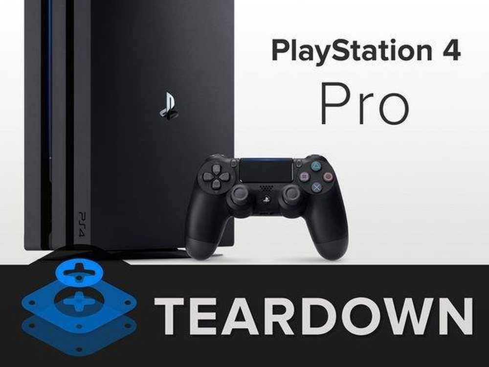 Playstation 4 Pro Teardown Führen Anweisungen Zur